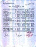 Báo cáo tài chính hợp nhất quý 4 năm 2013 - Tổng Công ty Cổ phần Bảo Minh