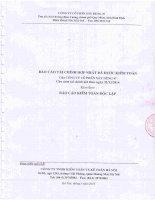 Báo cáo tài chính hợp nhất năm 2014 (đã kiểm toán) - Công ty Cổ phần Xây dựng 47