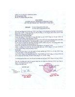 Báo cáo tài chính quý 3 năm 2015 - Công ty Cổ phần Sách và Thiết bị trường học Đà Nẵng