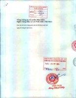 Báo cáo tài chính công ty mẹ quý 2 năm 2014 (đã soát xét) - Tổng Công ty Cổ phần Bảo hiểm Ngân hàng Đầu tư và phát triển Việt Nam