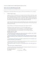 Báo cáo tài chính quý 2 năm 2011 (đã soát xét) - Công ty Cổ phần Sách và Thiết bị trường học Đà Nẵng