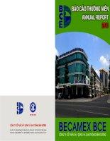 Báo cáo thường niên năm 2013 - Công ty Cổ phần Xây dựng và Giao thông Bình Dương