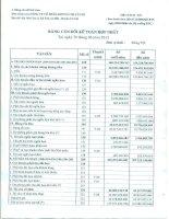 Báo cáo tài chính hợp nhất quý 2 năm 2013 - Công ty Cổ phần Đầu tư Phát triển Công nghiệp - Thương mại Củ Chi