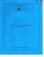 Báo cáo tài chính hợp nhất quý 1 năm 2015 - Công ty Cổ phần Chế biến và Xuất nhập khẩu Thuỷ sản Cà Mau