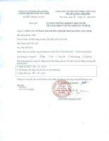 Nghị quyết Hội đồng Quản trị - Công ty Cổ phần Chứng khoán Nông nghiệp và Phát triển Nông thôn