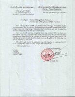 Báo cáo tài chính hợp nhất quý 4 năm 2015 - Tổng Công ty Cổ phần Bảo hiểm Ngân hàng Đầu tư và phát triển Việt Nam