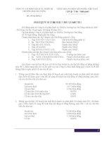 Nghị quyết Hội đồng Quản trị ngày 29-03-2011 - Công ty Cổ phần Sách và Thiết bị trường học Đà Nẵng