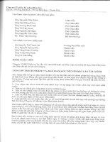 Báo cáo tài chính năm 2008 (đã kiểm toán) - Công ty Cổ phần Xi măng Bỉm Sơn