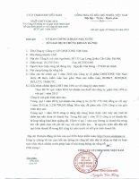 Báo cáo tài chính quý 1 năm 2016 - Công ty cổ phần CMISTONE Việt Nam