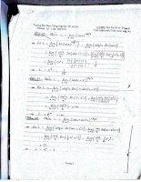 Đề thi toán cao cấp a1 IUH đại học công nghiệp TP HCM