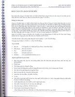 Báo cáo tài chính năm 2013 (đã kiểm toán) - Công ty Cổ phần Sách và Thiết bị Bình Định