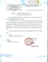 Báo cáo tài chính hợp nhất quý 2 năm 2014 - Công ty Cổ phần Xi măng Bỉm Sơn