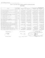 Báo cáo tài chính hợp nhất quý 3 năm 2014 - Công ty Cổ phần Nam Việt