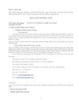 Báo cáo thường niên năm 2010 - Công ty Cổ phần Cà phê An Giang