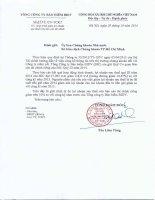 Báo cáo tài chính công ty mẹ quý 3 năm 2014 - Tổng Công ty Cổ phần Bảo hiểm Ngân hàng Đầu tư và phát triển Việt Nam