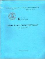 Báo cáo tài chính hợp nhất quý 2 năm 2015 - Công ty Cổ phần Đầu tư Châu Á - Thái Bình Dương