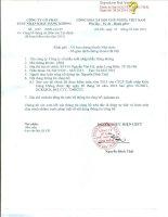 Báo cáo tài chính năm 2013 (đã kiểm toán) - Công ty Cổ phần Xuất nhập khẩu Hàng không