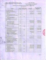 Báo cáo tài chính quý 2 năm 2014 - Công ty Cổ phần Khoáng sản Vinas A Lưới