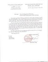 Báo cáo tài chính hợp nhất quý 2 năm 2014 - Tổng Công ty Cổ phần Bảo hiểm Ngân hàng Đầu tư và phát triển Việt Nam