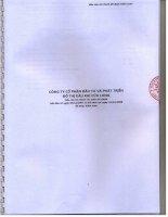 Báo cáo tài chính năm 2008 (đã kiểm toán) - Công ty cổ phần Đầu tư và Phát triển Đô thị Dầu khí Cửu Long