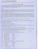 Báo cáo tài chính công ty mẹ năm 2011 (đã kiểm toán) - Công ty cổ phần Phân bón Bình Điền