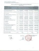 Báo cáo KQKD hợp nhất quý 4 năm 2012 - Công ty Cổ phần Đầu tư Alphanam