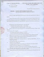 Nghị quyết Hội đồng Quản trị ngày 8-3-2011 - Công ty cổ phần Tập đoàn Hòa Phát