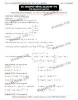 05 phuong trinh logarith p1 BG(ProS)
