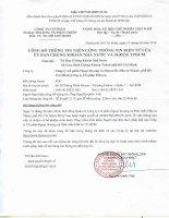 Nghị quyết Hội đồng Quản trị - Công ty Cổ phần Ngoại thương và Phát triển Đầu tư Thành phố Hồ Chí Minh