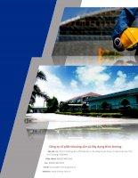 Báo cáo thường niên năm 2015 - Công ty Cổ phần Khoáng sản và Xây dựng Bình Dương