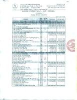 Báo cáo tài chính quý 2 năm 2014 - Công ty Cổ phần Chế biến Gỗ Thuận An