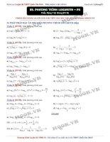 05 phuong trinh logarith p4 BG(ProS)