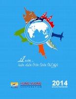 Báo cáo thường niên năm 2014 - Công ty Cổ phần Hùng Vương