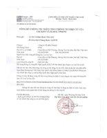 Nghị quyết Hội đồng Quản trị - Công ty cổ phần Everpia Việt Nam