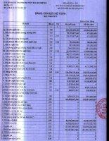 Báo cáo tài chính quý 2 năm 2012 - Công ty Cổ phần Đầu tư Thương mại Thủy Sản