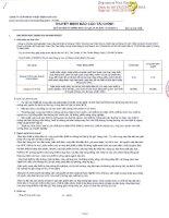 Báo cáo tài chính công ty mẹ quý 4 năm 2012 - Công ty cổ phần Kỹ thuật điện Toàn Cầu
