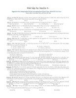 Phương pháp loại bỏ đáp án nhiễu trong hóa học ( Khóa luyện thi THPT quốc gia môn hóa  Thầy Lê Đăng Khương )
