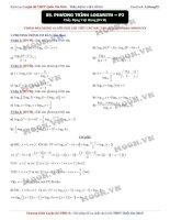 05 phuong trinh logarith p2 BG(ProS)