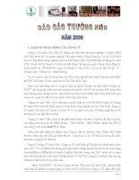 Báo cáo thường niên năm 2009 - Công ty Cổ phần Chế biến Gỗ Thuận An