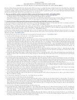 Nghị quyết đại hội cổ đông ngày 25-04-2009 - Công ty cổ phần Xây dựng và Kinh doanh Địa ốc Hoà Bình