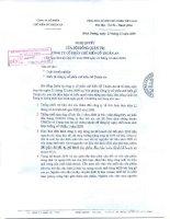 Nghị quyết Hội đồng Quản trị ngày 21-12-2009 - Công ty Cổ phần Chế biến Gỗ Thuận An