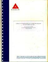 Báo cáo tài chính hợp nhất năm 2014 (đã kiểm toán) - Công ty Cổ phần Đầu tư và Thương mại DIC
