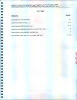 Báo cáo tài chính hợp nhất năm 2014 (đã kiểm toán) - Công ty Cổ phần Đầu tư Thương mại Bất động sản An Dương Thảo Điền