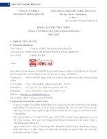 Báo cáo thường niên năm 2015 - Công ty cổ phần Văn phòng phẩm Hồng Hà