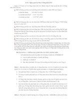 Nghị quyết Đại hội cổ đông thường niên năm 2009 - Công ty Cổ phần Dịch vụ Ô tô Hàng Xanh