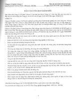 Báo cáo tài chính quý 2 năm 2010 (đã soát xét) - Công ty Cổ phần Lilama 3