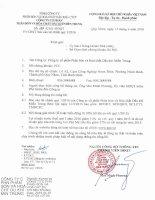 Báo cáo tài chính quý 1 năm 2016 - Công ty cổ phần Phân bón và Hóa chất Dầu khí Miền Trung