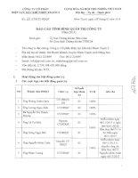 Báo cáo tình hình quản trị công ty - Công ty Cổ phần Điện lực Dầu khí Nhơn Trạch 2