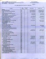 Báo cáo tài chính quý 2 năm 2015 - Công ty Cổ phần Chứng khoán Quốc gia
