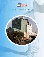 Báo cáo thường niên năm 2014 - Công ty Cổ phần Bột giặt Lix
